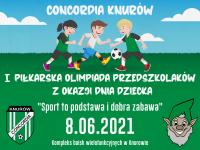 I Piłkarska Olimpiada Przedszkolaków za nami…